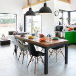 A-Tischbeine: modern, aber auch traditionell